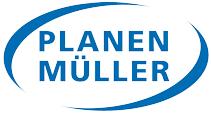 Das Logo von Planen Müller